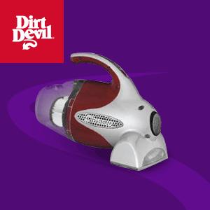 Amazon.com - Dirt Devil Classic 7 Amp Bagless Handheld