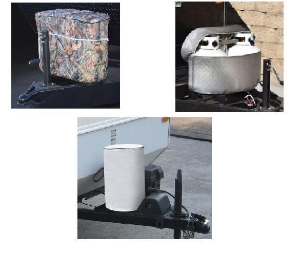 Amazon.com: ADCO 2113 White RV Propane Tank Cover: Automotive