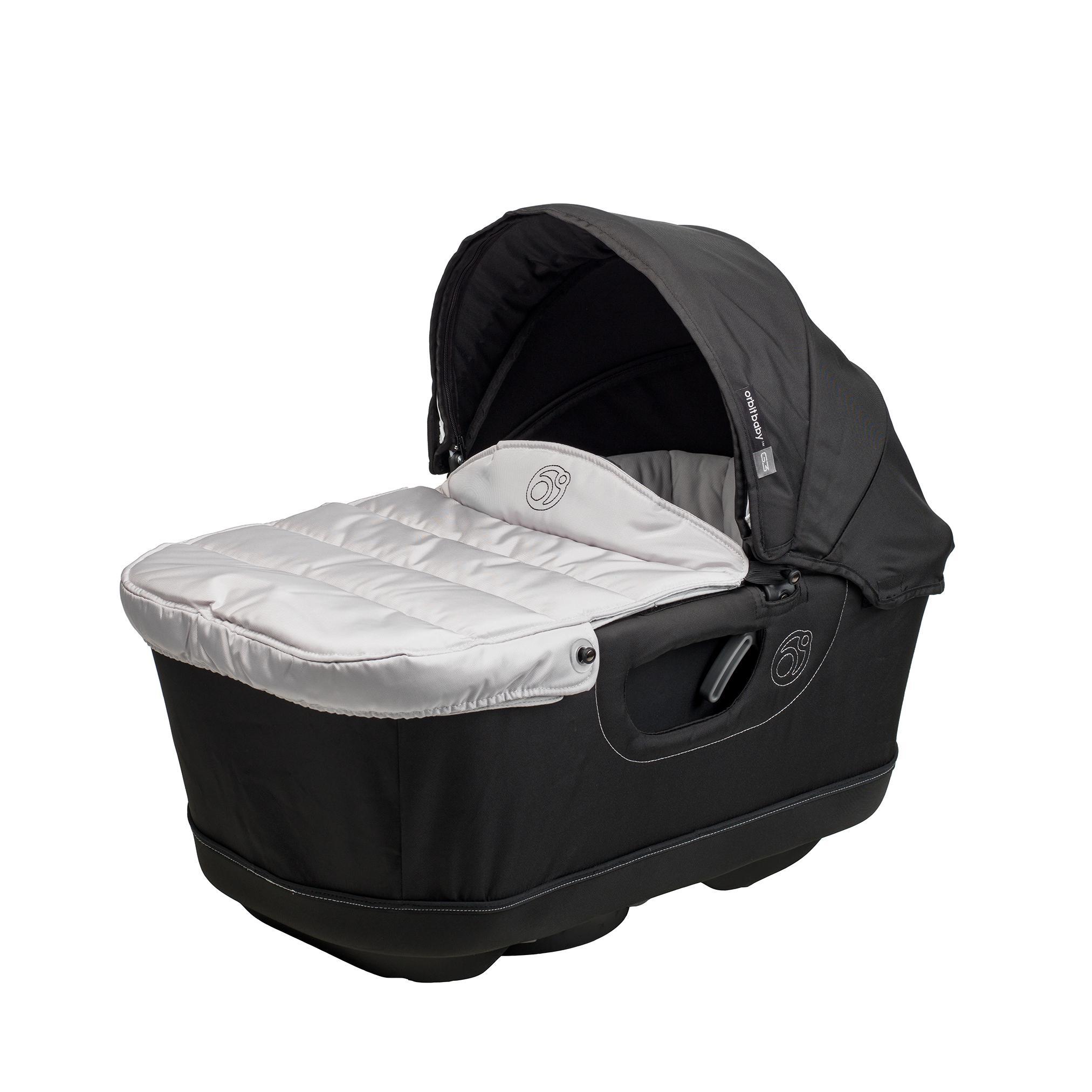 Amazon.com : Orbit Baby G3 Stroller Bassinet, Black : Baby
