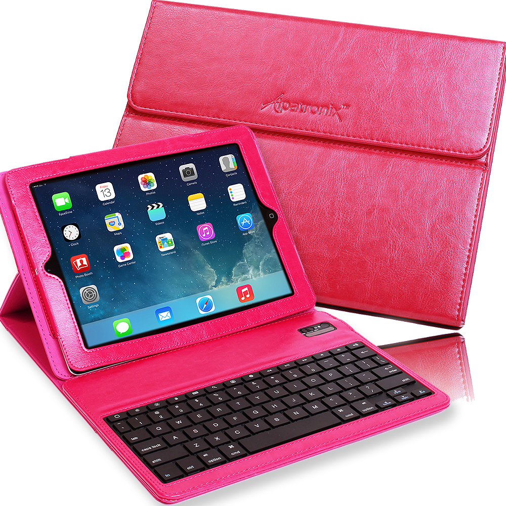 ipad keyboard leather case alpatronix kx100 bluetooth ipad keyboard case for. Black Bedroom Furniture Sets. Home Design Ideas
