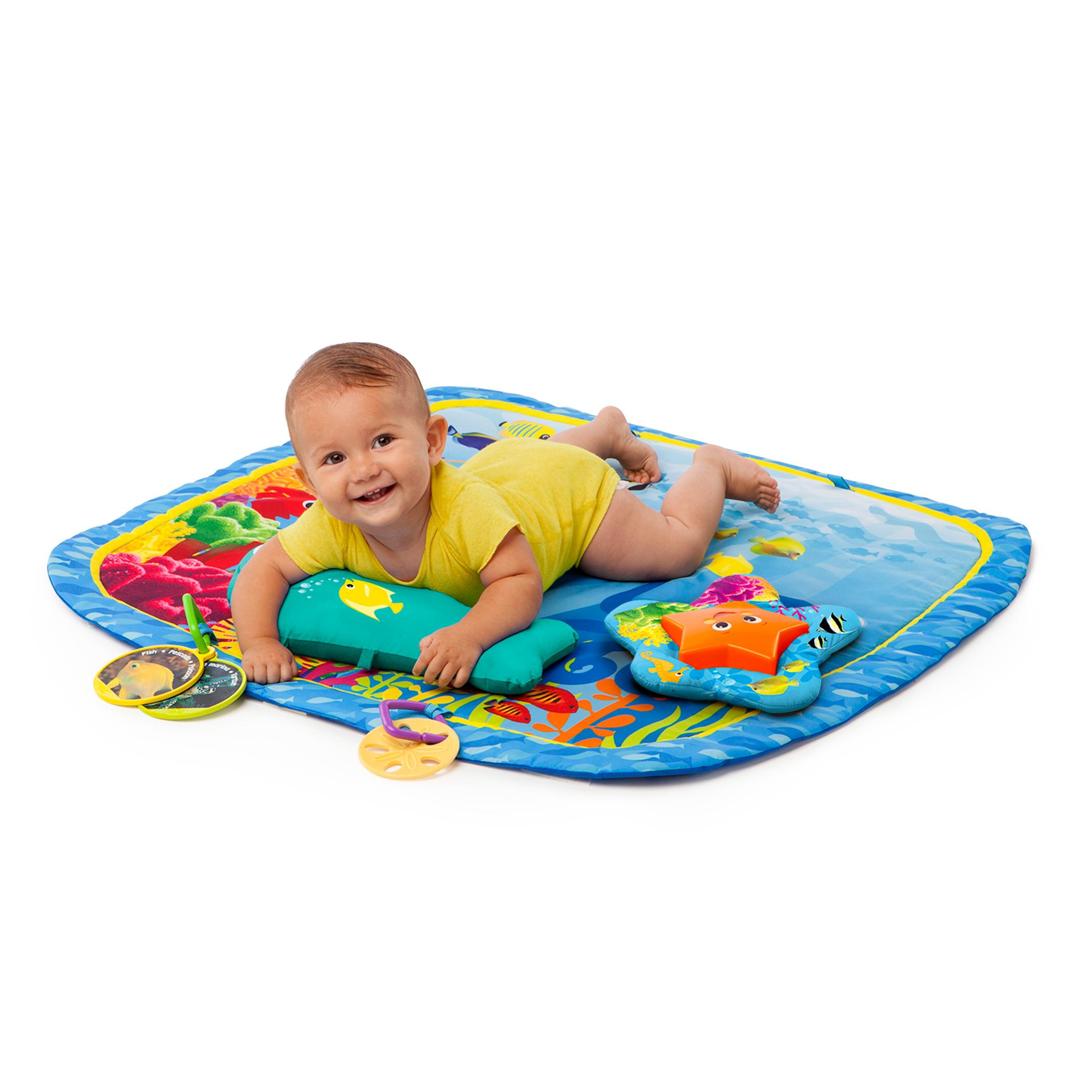 Amazon Com Baby Einstein Play Gym Nautical Friends