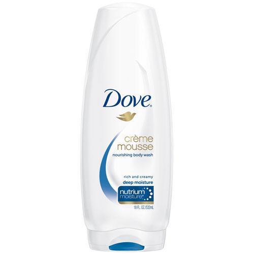 Dove Exfoliating Body Wash