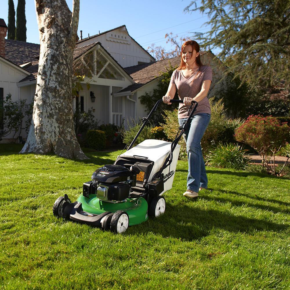 Lawn Boy 21 Inch Electric Start Self Propel Mower