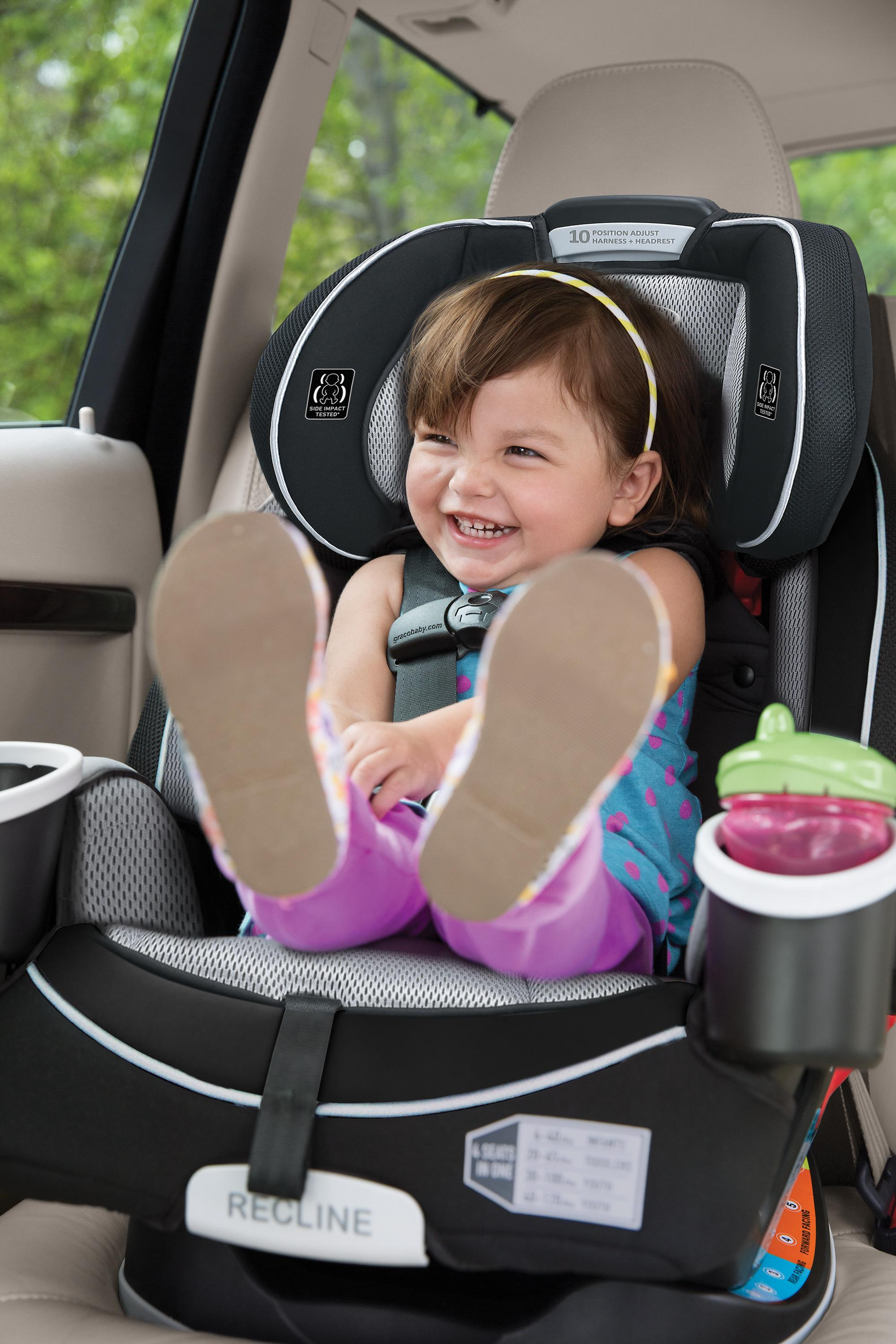 Amazon.com : Graco 4ever All-in-One Convertible Car Seat