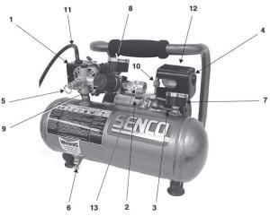 wayne air compressor wiring diagram senco air compressor wiring diagram