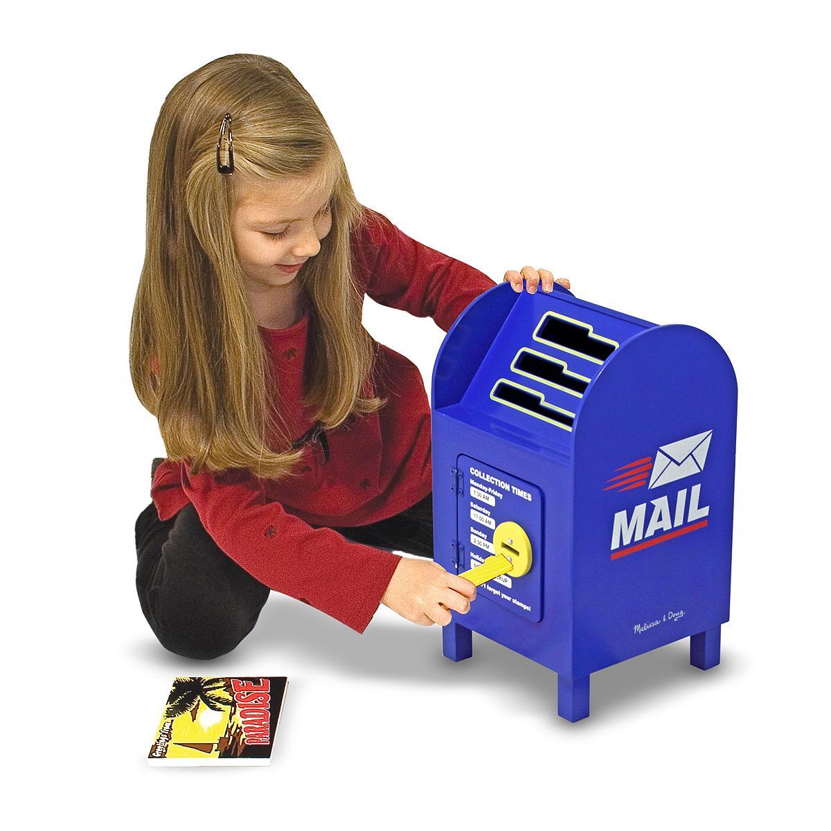 Amazon.com: Melissa & Doug Stamp And Sort Mailbox: Melissa