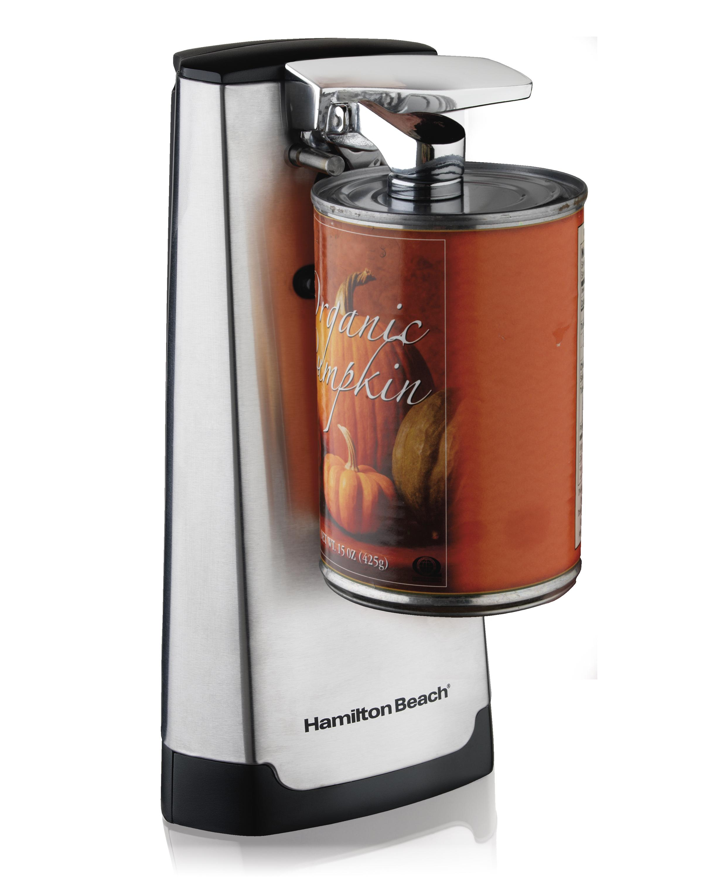Hamilton Beach 76700 Electric Extra Tall Can Opener Knife