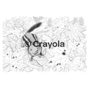Amazon.com: Crayola Color Escapes Adult Coloring Pages ...
