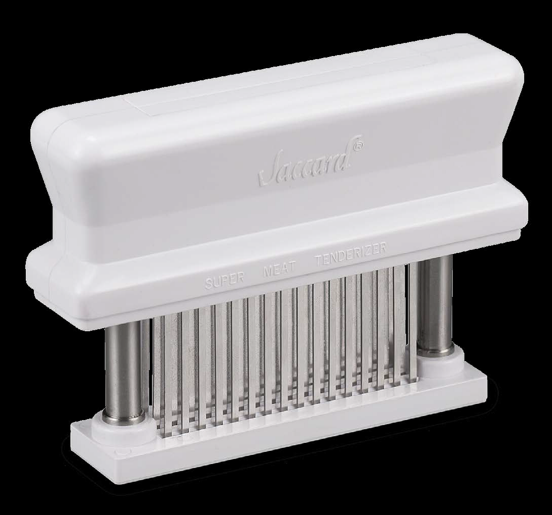 Butchers Kitchen Meat Tenderizer : Amazon.com: Jaccard Supertendermatic 48-Blade Tenderizer: Meat Tenderizer: Kitchen & Dining