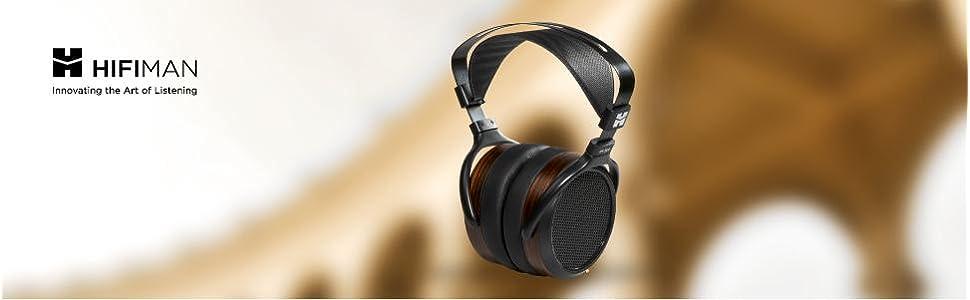 HIFIMAN HE560 Over Ear Planar Magnetic Headphones