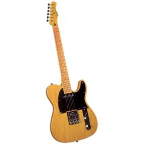gladiator gl 221 amb electric guitar amber musical instruments. Black Bedroom Furniture Sets. Home Design Ideas