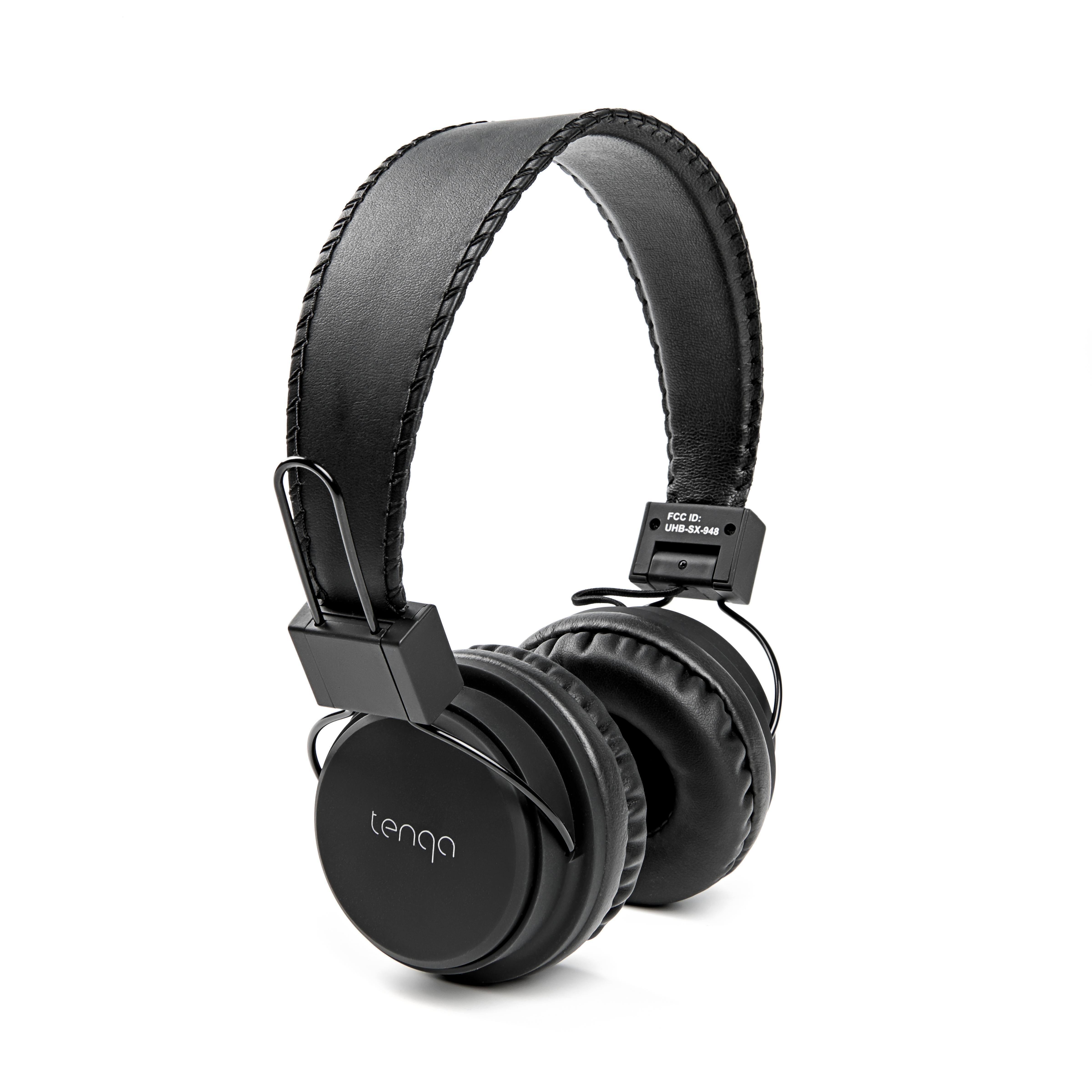 Amazon.com: Tenqa REMXD-wht Wireless Bluetooth Headphones