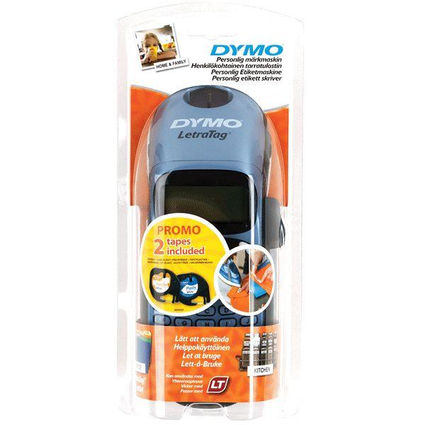 Amazon.com : Dymo LetraTag Plus LT-100H Personal Label