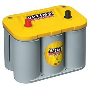 Buy Optima Batteries 8040 218 D 35 Yellow Top Dual Purpose
