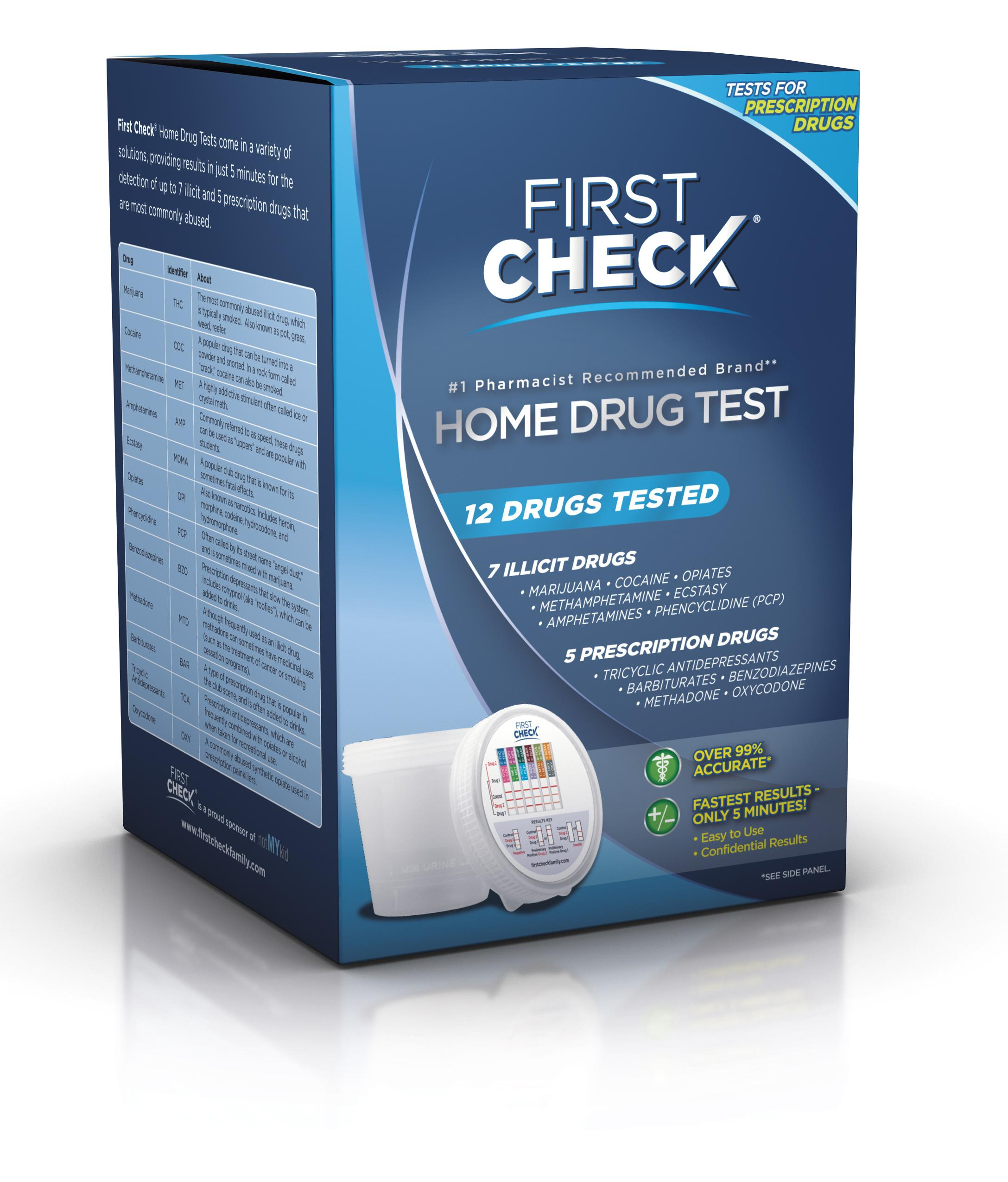 Home Drug Test Kits | FDA Cleared | Accurate At Home Drug Test