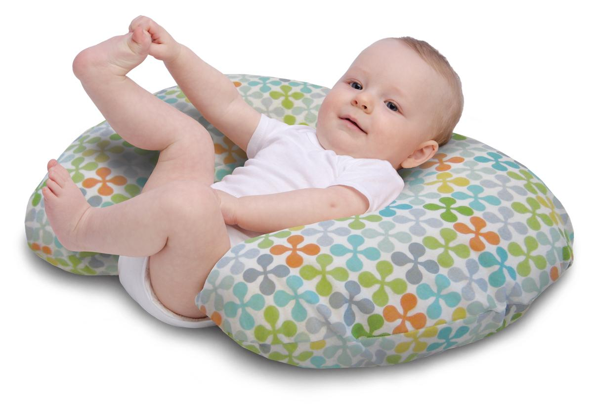 Amazon Com Boppy Pillow With Slipcover Owls Breast