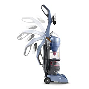Folding Vacuum For Carpet And Floors
