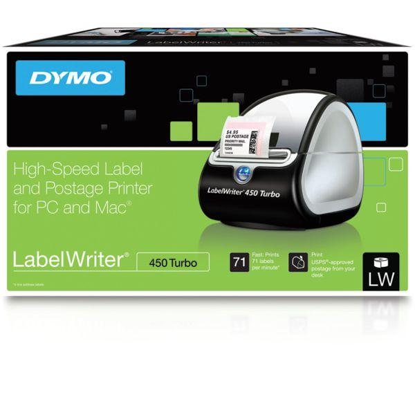 Amazon.com : DYMO LabelWriter 450 Turbo Thermal Label