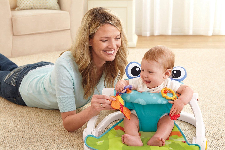 Amazon Com Fisher Price Sit Me Up Floor Seat Baby