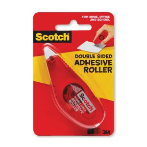 scotch doubled sided adhesive roller. Black Bedroom Furniture Sets. Home Design Ideas