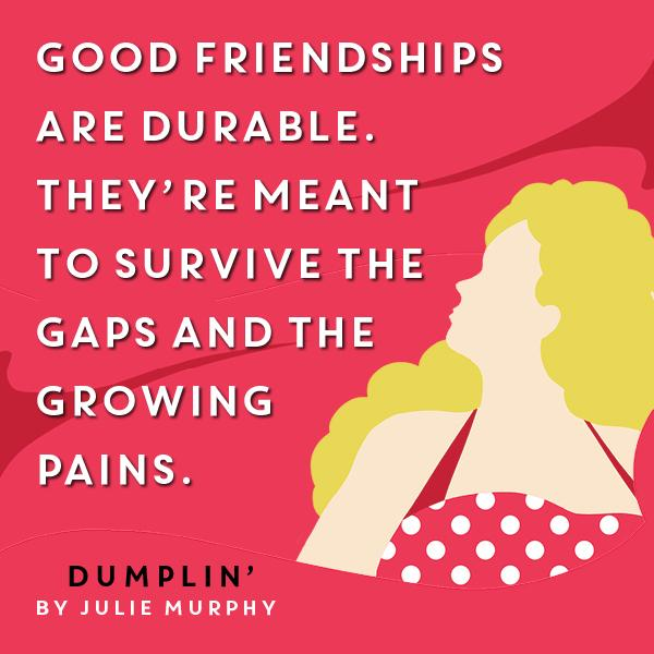 Amazon.com: Dumplin' (9780062327185): Julie Murphy: Books