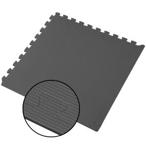 Charcoal Gray Foam Mat Anti Fatigue Interlocking Eva