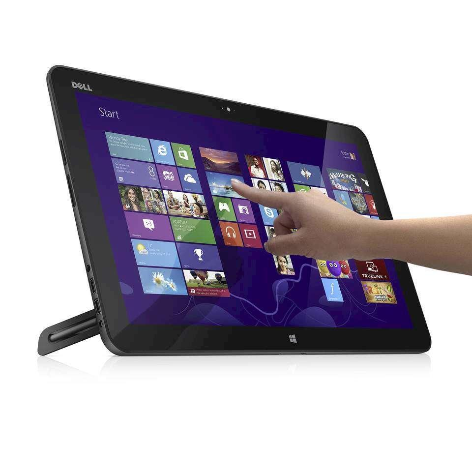 dell xps 18 4 inch touchscreen all in one. Black Bedroom Furniture Sets. Home Design Ideas