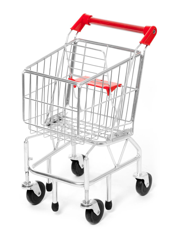 : Melissa & Doug Shopping Cart: Melissa & Doug