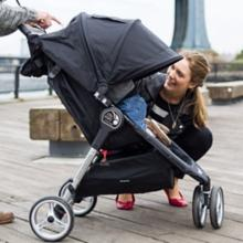 Amazon Com Baby Jogger City Mini Stroller In Black Gray