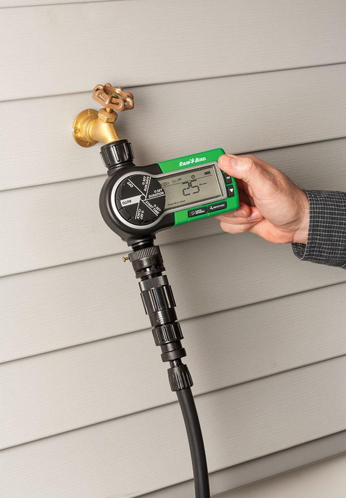 Easy To Install Sprinkler System Rain Bird