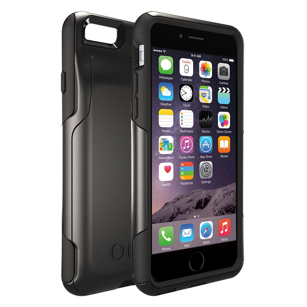 Iphone  Otterbox With Card Holder