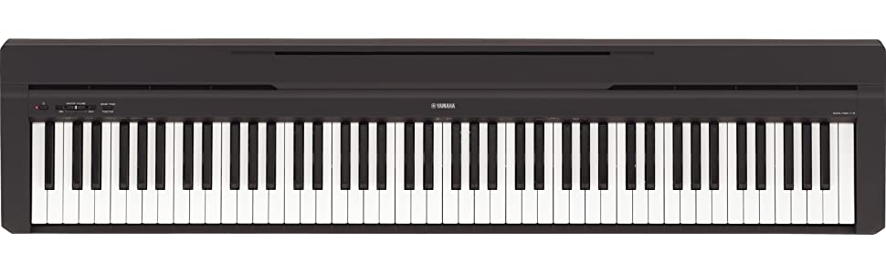 yamaha p45b digital piano musical instruments. Black Bedroom Furniture Sets. Home Design Ideas
