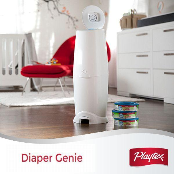 Amazon.com : Playtex Genie Elite Pail System Diaper with