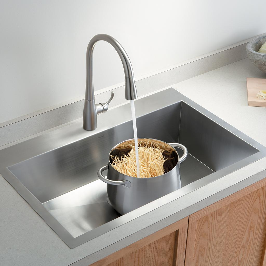 Kitchen On Pinterest Faucets Kitchen Counter Top And