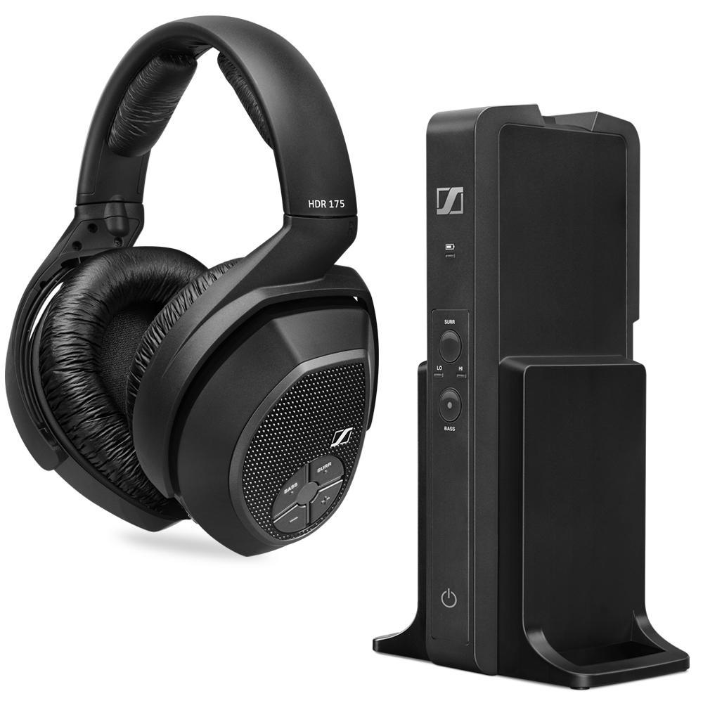 Amazon.com: Sennheiser RS 175 RF Wireless Headphone System