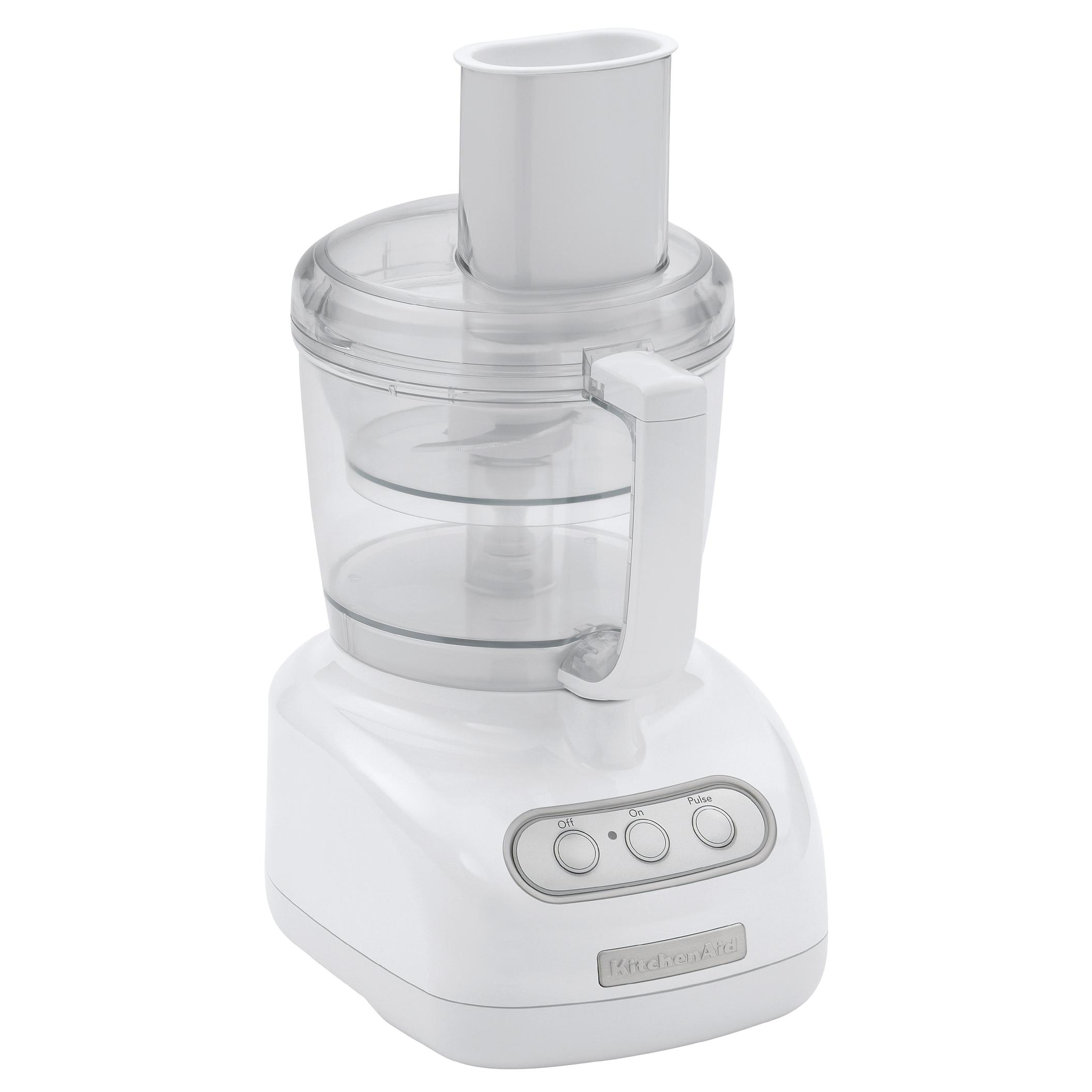 Amazon Com Kitchenaid Kfp720ob 7 Cup Food Processor With