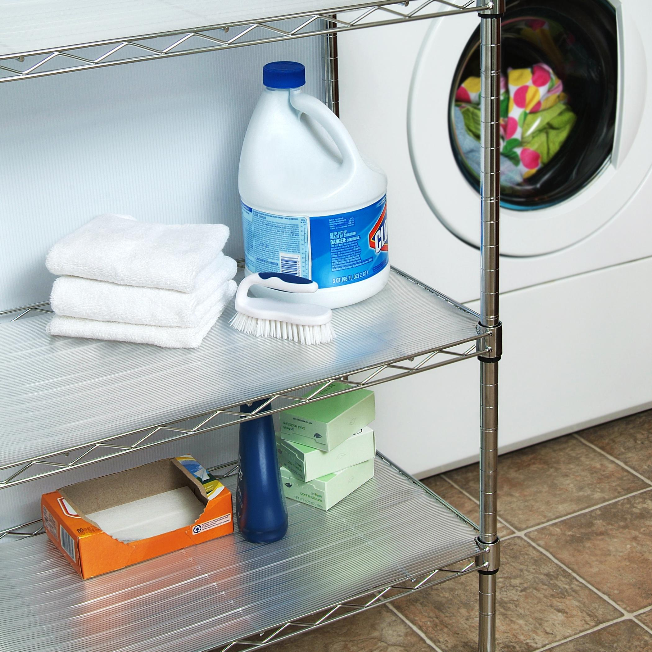 What Is The Best Shelf Liner For Kitchen Cabinets: Con-Tact Brand Non-Adhesive Luxury Fabric