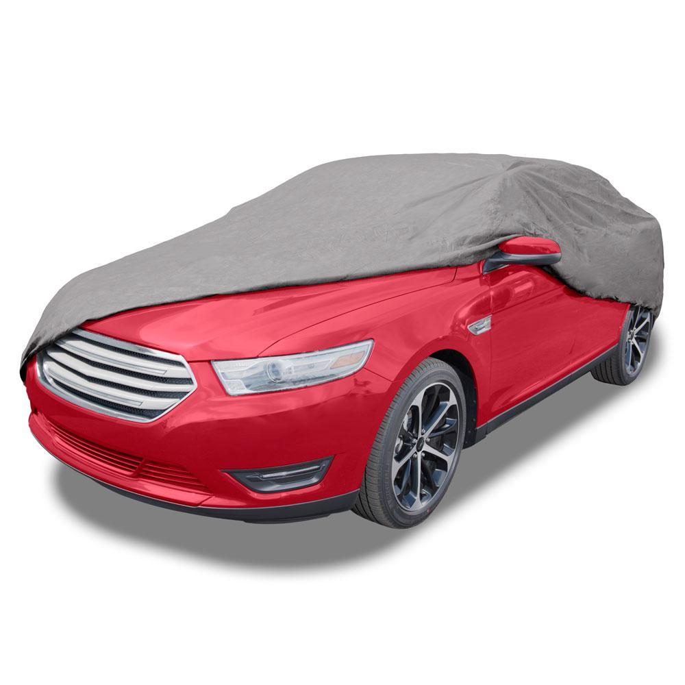Amazon.com: Budge Lite Car Cover Fits Sedans Up To 228