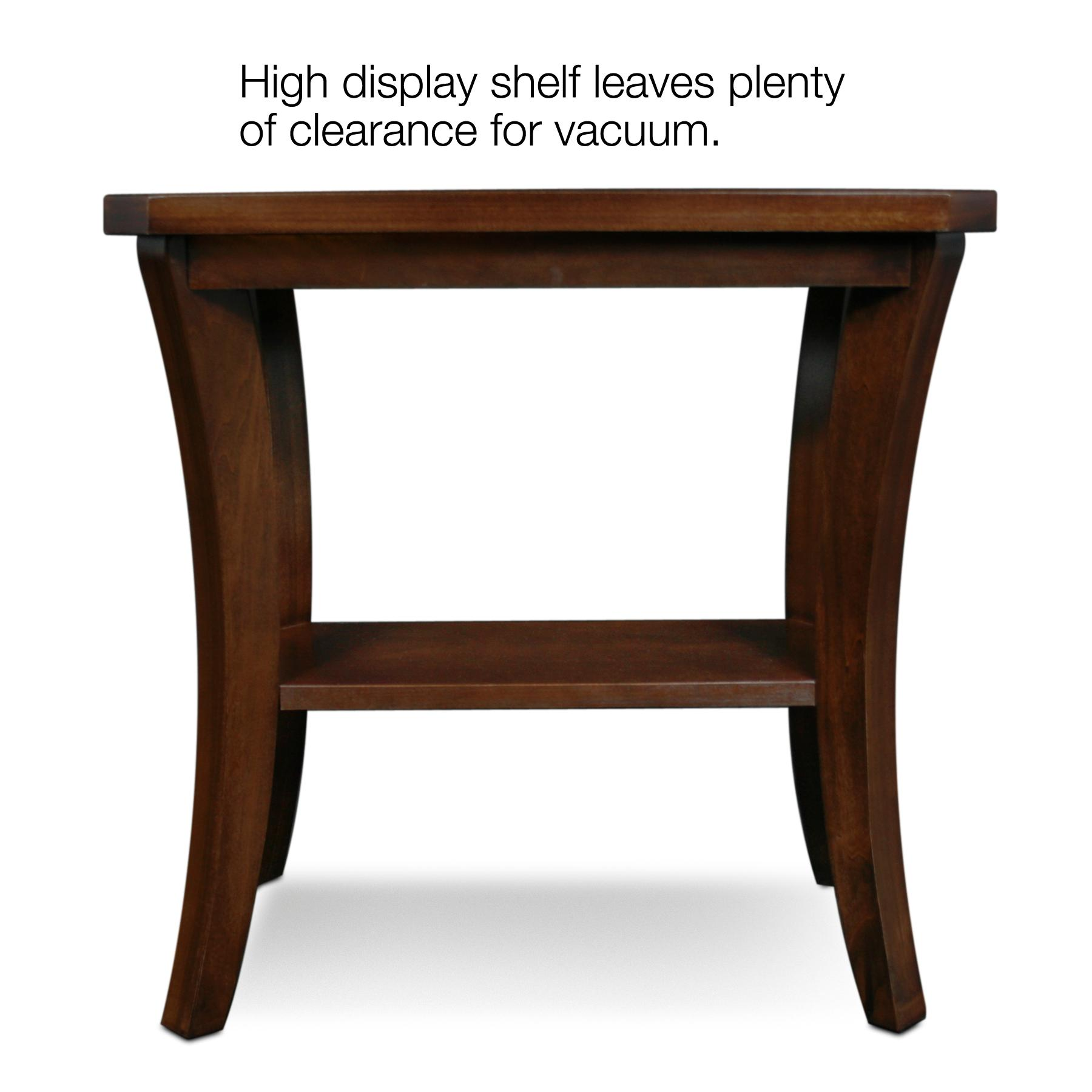 End table side table chairside table living room furniture - Narrow side tables for living room ...