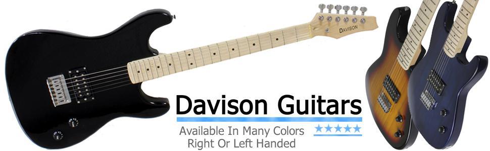 left handed beginner black electric guitar. Black Bedroom Furniture Sets. Home Design Ideas