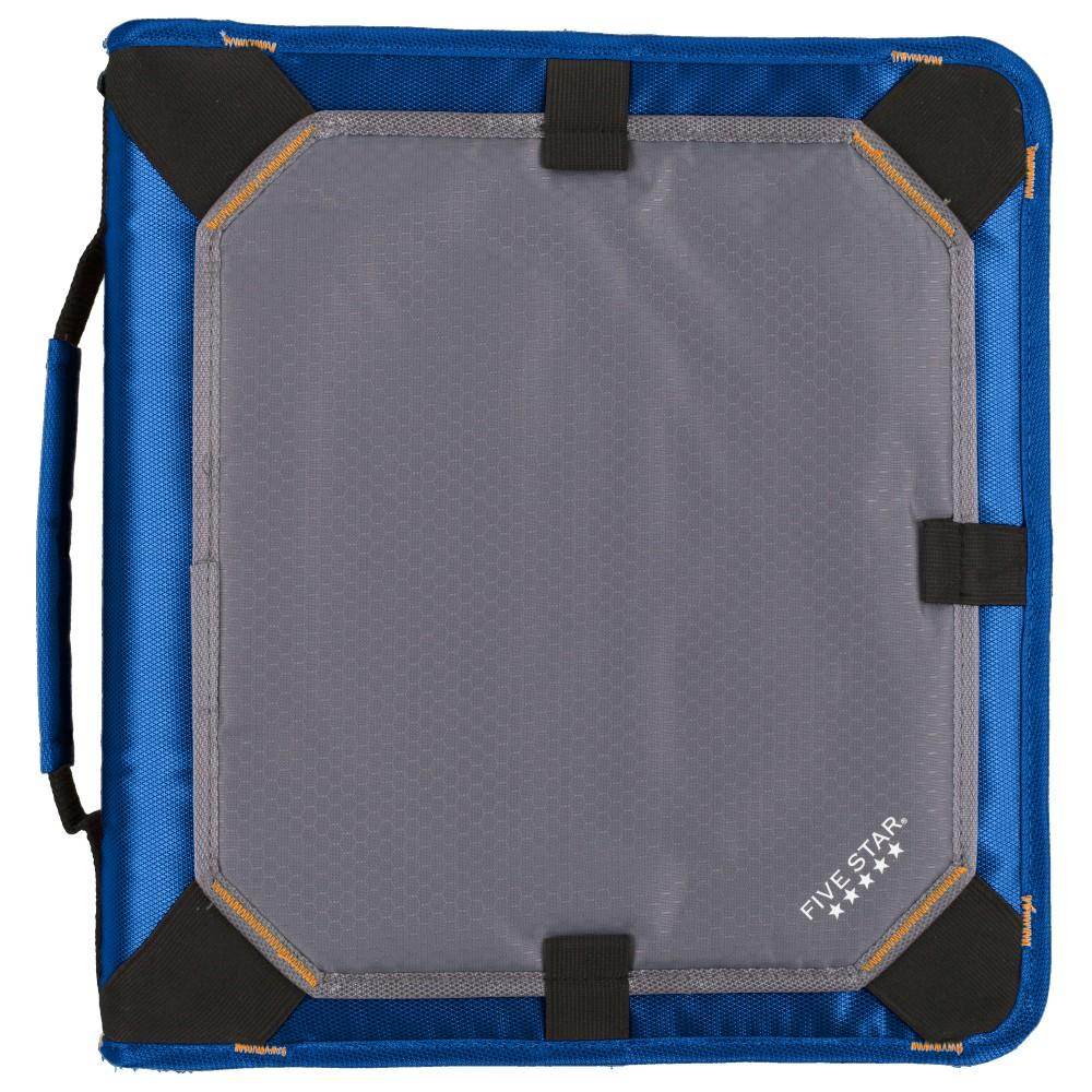 Amazon.com : Five Star Zipper Binder With Expansion Panel