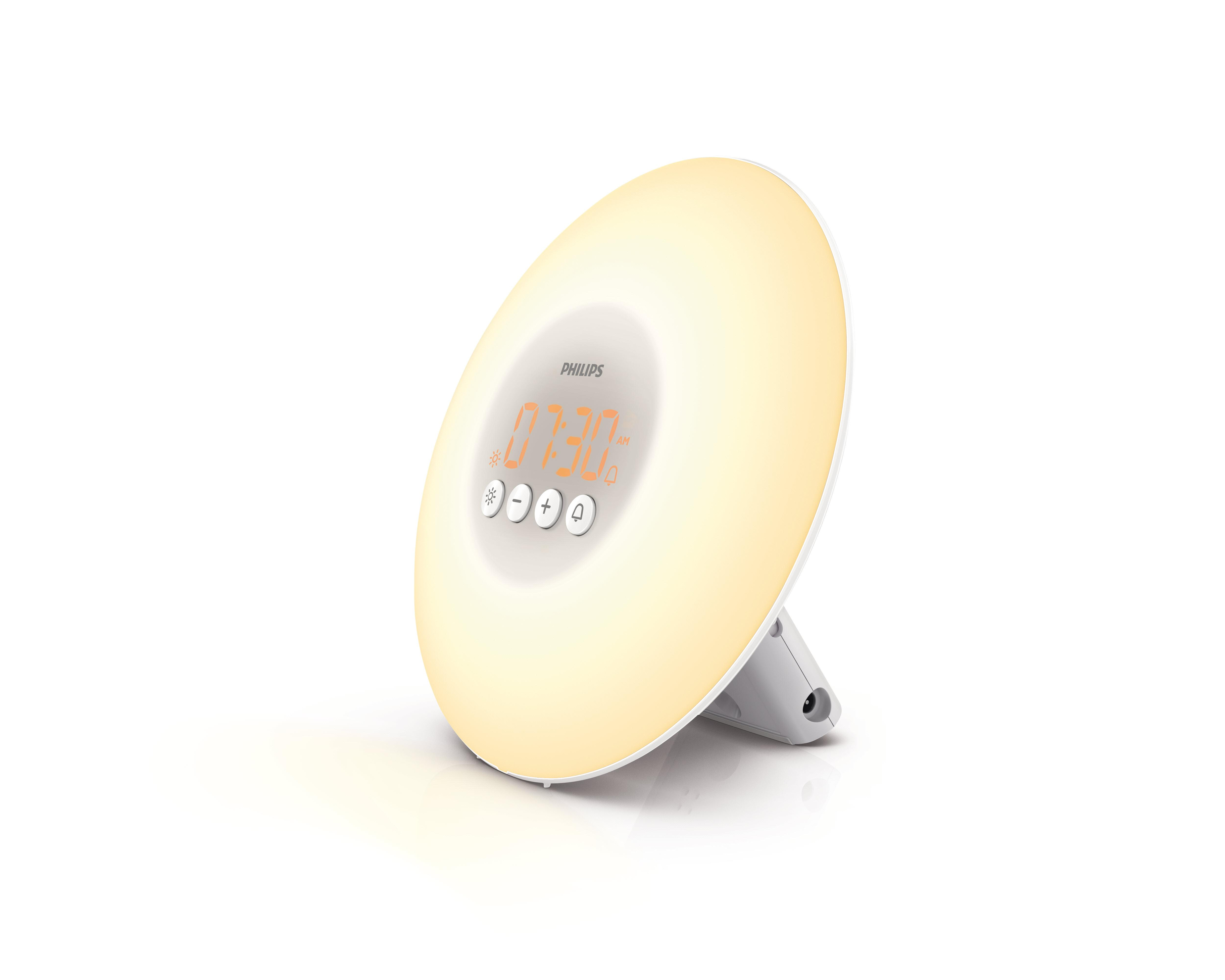 philips wake up light white health. Black Bedroom Furniture Sets. Home Design Ideas