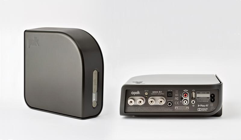 Amazon.com: Polk Audio Omni A1 Wireless Amplifier: Electronics