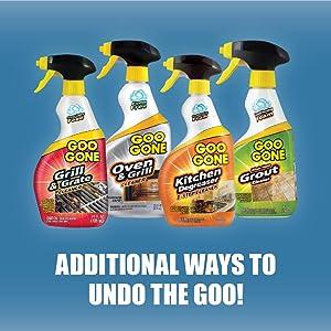 Goo Gone Kitchen Degreaser Home Depot