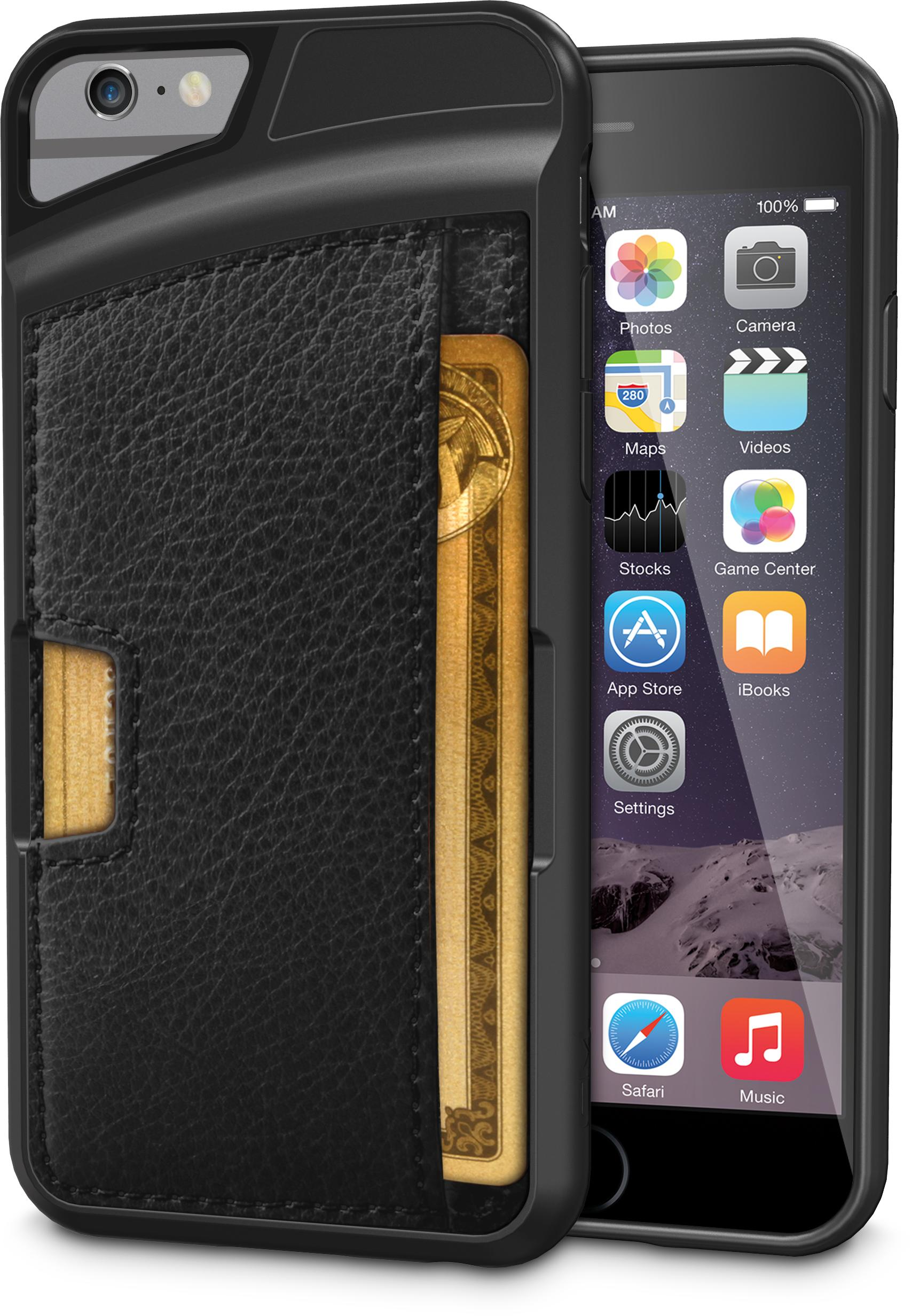 Amazon.com: iPhone 6 Wallet Case - Q Card Case for iPhone