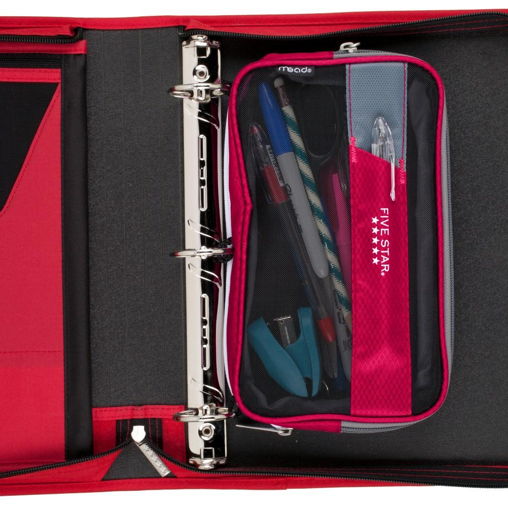 Amazon Com Five Star Pencil Pouch Case Xpanz 3 19 X