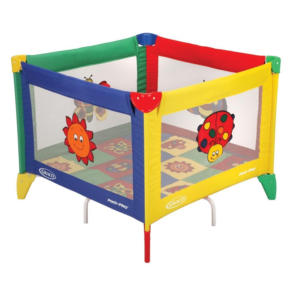 Amazon Com Graco Pack N Play Playard Totbloc With Carry
