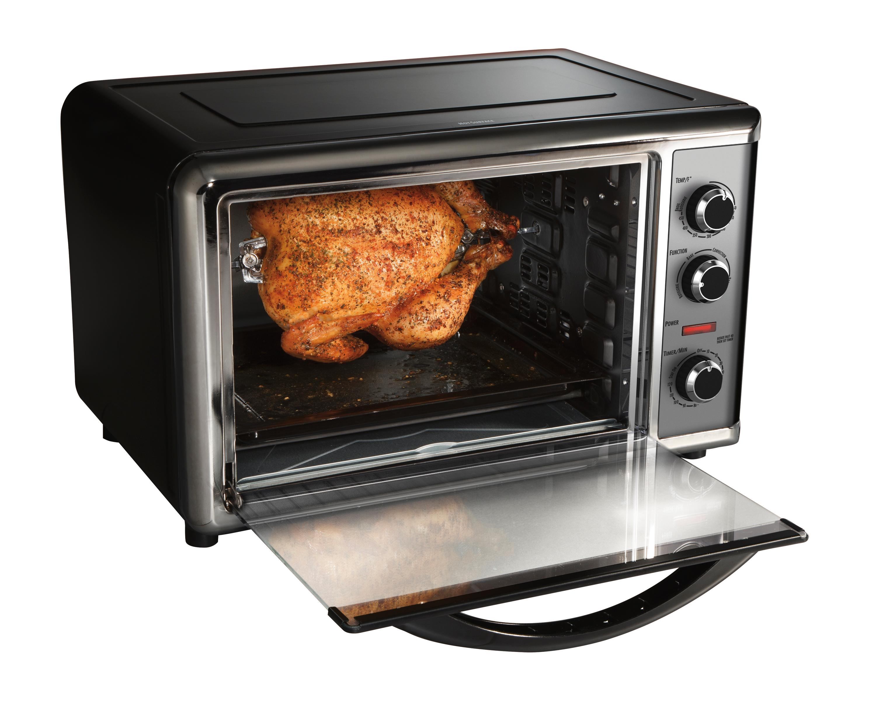 Commercial Pizza Oven Rotisserie Convection Toaster
