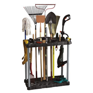 Amazon.com - Rubbermaid 5E28 Deluxe Tool Tower Rack with