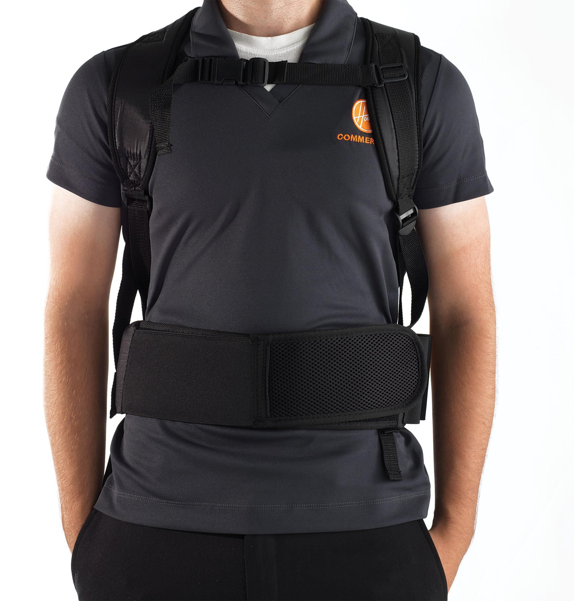 Hoover Commercial C2401 Shoulder Vac Pro Backpack Vacuum